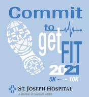 St. Joseph Hospital's Peter B. Davis Commit to Get Fit 5k Walk/Run and 10k Run