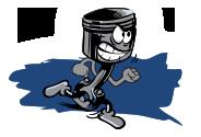Indy Piston Endurance Run