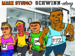 Make Studio's Schwinn-Along