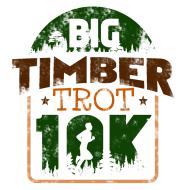 Big Timber Trot 10K (KSF Race Series #2)