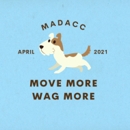 MADACC Move More Wag More Challenge