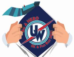 "United Way ""Be a Hero"""