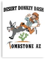 Tombstone Desert Donkey Dash