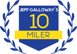 Jeff Galloway's 10 Miler