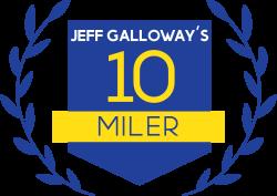 Jeff Galloway's 10 Miler