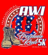 AWI Freedom Run