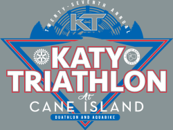 Rotary Club of Katy Triathlon at Cane Island