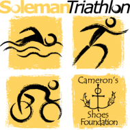 Cameron's Shoes Soleman Triathlon