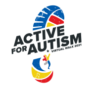 Active for Autism Virtual Fun Walk 2021