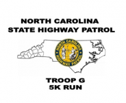 NCSHP Troop G 5K Glow run