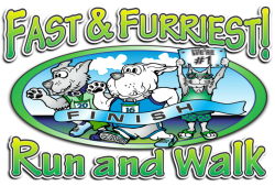 Flagler Humane Society Fast & Furriest 2016 - 4 Mile Run and 2 Mile Walk