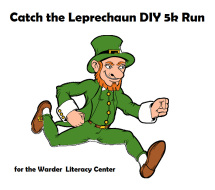 Catch the Leprechaun DIY 5k Run