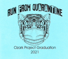 Run From Quarantine 5k 1mile