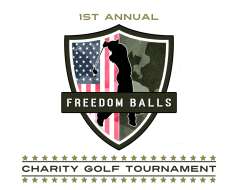 FREEDOM BALLS Charity Golf Tournament