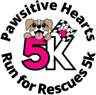 Pawsitive Hearts Run for Rescues 5k - VIRTUAL