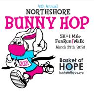 Northshore Bunny Hop 5K & 1 Mile Fun Run/Walk