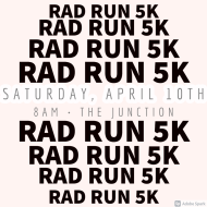 RAD Run 5k
