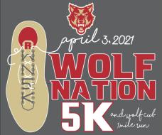 Wolf Nation 5K & Wolf Cub 1 Mile Run/Walk