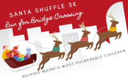 Santa Shuffle 5K Run/Walk for the Children