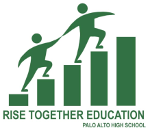 Rise Together Education College Tour Race: A Challenge to Support ALL of our Students to Reach their Dreams of Graduating from College