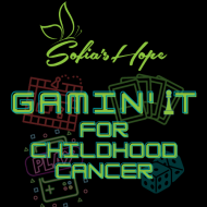Sofia's Hope Gamin' It for Childhood Cancer