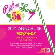 Lemons of Love Pink Lemonade 5K Run/Walk - Sweet 7
