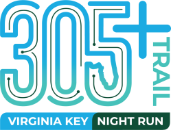 305+ Virginia Key Night Trail Run