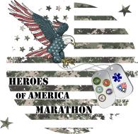 Heroes of America Marathon/Half Marathon/5K