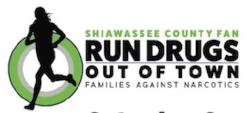 Run Drugs Out Of Town -Shiawassee FAN