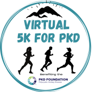 Virtual 5k for PKD