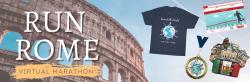 Run Rome Virtual 5K