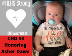 CHD Awareness Virtual 5K