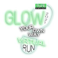 Glow Your Own Way - HUB Sports Center 5k/10 Virtual Run