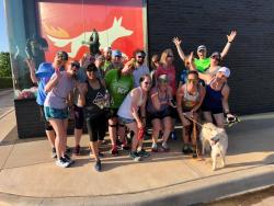 2021 Red Coyote Summer 10k Program