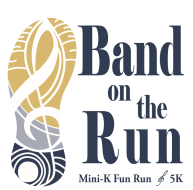 Band on the Run Mini - K Fun Run & 5K