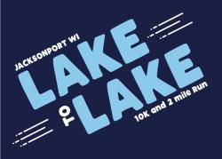 Jacksonport Lake to Lake Race