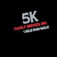 Family Service 5k Run & 1 Mile Walk