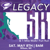 Cyclone Legacy 5k & 1 Mile Walk/ Fun Run- CANCELLED