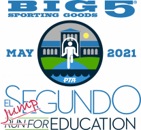 El Segundo PTA Jump For Education Challenge