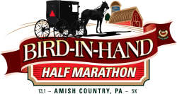 Bird-in-Hand Half Marathon, 5K, and Kid's Fun Run