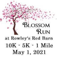Blossom Run 10K, 5K, 1 Mile