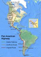 PAN-AMERICAN HIGHWAY TREK Virtual 48K-K