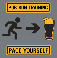 Pub Run Training
