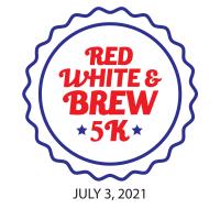 Red White & Brew 5K