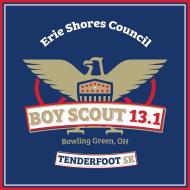 Boy Scout Half Marathon & Tenderfoot 5k