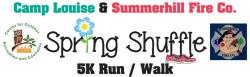Spring Shuffle 5k