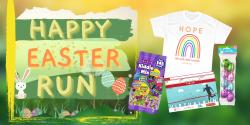Happy Easter Run 2021 Run for Hope