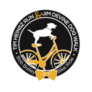 17th Annual Tim Heinsz 5K/10K, 9th Annual Jim Devine Dog Walk & 3rd Annual Bob Bailey Bike Ride