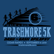 Trashmore 5K - Dash to Bash Epilepsy