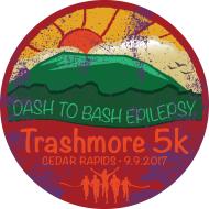 Trashmore 5K - Dash to Bash Epilepsy